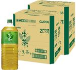 【ケース販売】【予約】【8/25~8/29でお届け】キリンビバレッジ 生茶(2000ml×6)×2ケース