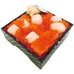 【予約5/1~5/9配送】 素材を楽しむ贅沢海鮮丼(いくら)1パック