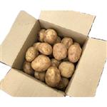 【予約4/24~4/27お届け】鹿児島県産 新じゃがいも簡易箱2kg 1箱(Lサイズ)