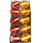 【予約商品】【6日後以降の配送】 静岡県または長野県産 トマト(アメーラルビンズ・ルビンズゴールド)セット 1箱