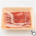 スペイン産 イベリコ豚ばらうす切り(解凍)170g(100gあたり(本体)198円)1パック