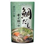 モランボン 鯛だし寄せ鍋つゆ塩味 750g