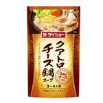 ダイショー クアトロチーズ鍋スープ 750g