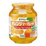 加藤産業 カンピーファミリーサイズ オレンジマーマレード 780g