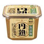 ひかり味噌 無添加 円熟減塩 750g
