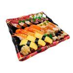 北海道産ほたてが嬉しい味わい握り寿司 10貫【わさびなし】