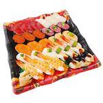 【お盆ごちそう予約】【8/13(金)~8/15(日)配送】10種海鮮の味わい握り寿司 30貫わさびなし