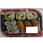 トップバリュ 盛合せ寿司(でら旨い!いなり入り)※2便以降のお届けとなります。