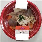 トップバリュ 野菜と食べる豚汁