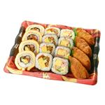 【お家で楽しむごちそう予約】【4~10日後配送】伊達巻入寿司盛合せ 3~4人前 1パック