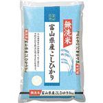 【予約】【8/25(水)~29(日)の配送】伊丹産業 富山県産 無洗米コシヒカリ 5kg
