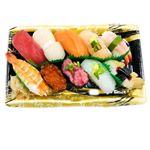 10種海鮮の味わい握り寿司 10貫入【わさび抜き】1パック【3/3(水)までの配送】