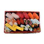 10種海鮮の味わい握り寿司 10貫入【わさびあり】1パック【3/3(水)までの配送】