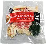 【冷凍】ミールキット あらびき牛ひき肉と野菜のトマトソースペンネ 195g