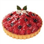 【クリスマス予約】【12月24日、25日の配送になります】 タカキ 真っ赤なベリーのタルト 14cm×14cm×3.8cm