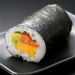 【予約】【8/6(金)の配送】 魚屋の海鮮サラダ巻き ハーフ
