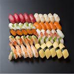 【お盆ごちそう予約 お届け期間:2020/8/9~2020/8/16】 北海道産ほたてが嬉しい味わい握り寿司 50貫