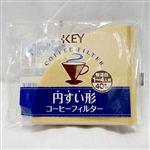 キーコーヒー 円すい形フィルター 40枚