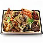 【予約】【12/29(水)~1/2(日)配送】海鮮オードブル 10種盛 1パック