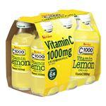 ハウスウェルネス C1000ビタミンレモン 140ml×6本 ※お一人さま1点限り