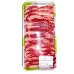 牛肉バラカルビバーベキュー用 450g アメリカなどの国外産