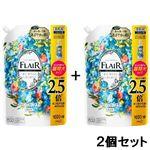 【2個セット】花王  フレアフレグランス特大詰替 フラワー&ハーモニー  1000ml×2個