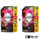 【2個セット】花王  フレアフレグランス特大詰替 べルベット&フラワー  1000ml×2個