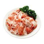 【売価変動有り】沖縄県産豚肉こま切れ  約200g入り  100gあたり(本体)138円