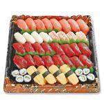 【3日前予約】キッズ寿司 りくと36貫+巻 ※わさび抜き