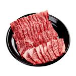 沖縄県産 もとぶ牛肉肩ロース焼肉用 1p220g 100g当り900円