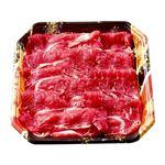 牛肉ばらカルビすき焼き用 アメリカ産 1p400g 100g/245円