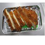 【14時以降のお届け】桜島鶏むね肉のチキンカツ(生パン粉使用)1パック