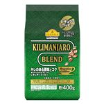 トップバリュ ベストプライス キリマンジャロブレンド レギュラーコーヒー 中細挽き・中深煎り 400g