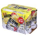 【6缶パック】トップバリュベストプライス ストロングレモン 350mlX6