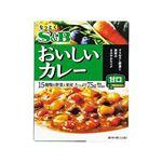 【10/20(火)~10/21(水)配送限定】エスビー食品  おいしいカレー 甘口  180g