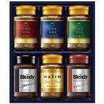◆夏ギフト8/1~配送開始◆【194   M-30-19-4】味の素AGF  プレミアムインスタントコーヒーギフト  1.9kg