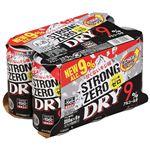 【6缶パック】サントリー ー196℃ストロングゼロDRY 350mlX6