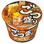 【ケース販売】東水ごつ盛りコーン味噌 138gx12