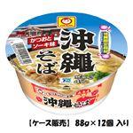 【ケース販売】東洋水産 沖縄そば 88g×12