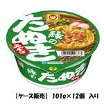 【ケース販売】東洋水産 緑のたぬき天そば 101g×12