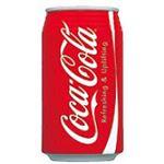 コカ・コーラ缶ケース 350mlx24