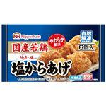 ニッポンハム 国産若鶏塩からあげ  96g  6個