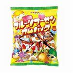 丸川製菓 フルーツフーセンガムパック 4粒x40個