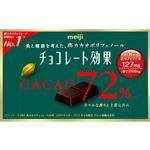 チョコレート効果カカオ72% 75g