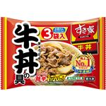 トロナジャパン すき家牛丼の具3袋入 210g