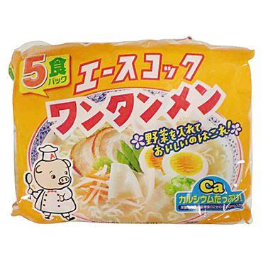 麺 エースコック ワンタン 商品情報|エースコック株式会社