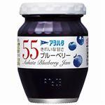 アヲハタ 55ジャム ブルーベリー 150g