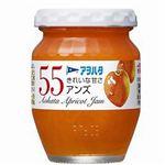 アヲハタ 55ジャム アンズ 150g