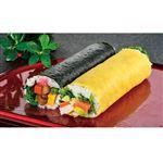 【2】菜の花&サラダハーフ太巻2種セット ※ご予約は1/29まで ※12時以降のお届けとなります。