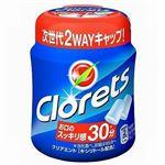 モンデリーズ・ジャパン クロレッツ クリアミントボトル 140g